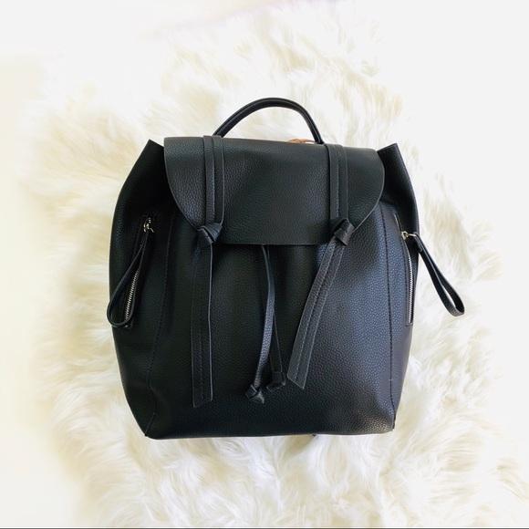 Zara Handbags - NWT Zara Backpack